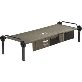 Disc-O-Bed Sol-O-Cot Bed, oliven